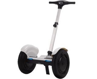 El-scooter i Staffanstorp